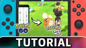 Pokémon: Let's Go | Connect & Transfer Pokemon from Pokemon GO (GO ...