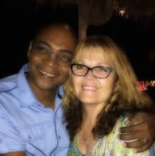 Linda and Adrian Ward