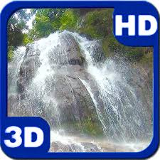 3d lost waterfall free for android