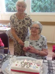 Betty's big birthday marked at West Norfolk WI party