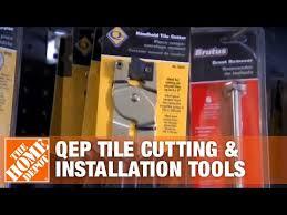 qep tile cutting installation tools