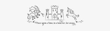 Once Upon A Time Castle Wall Decal Castle Quotes Free Transparent Png Download Pngkey