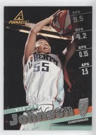 1998 Pinnacle WNBA - [Base] #36 - Vickie Johnson
