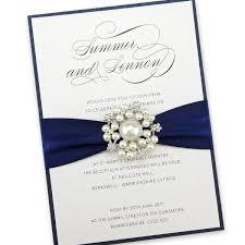 Adriana Parcel Wedding Invitation | Pure Invitation Wedding Invites