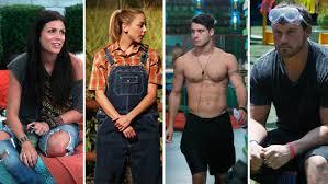 Big Brother 18': Liz Nolan, Daniele ...