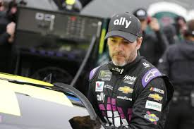 Jimmie Johnson to be grand marshal, Voices of Service to sing ...