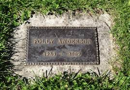 Polly Anderson (Kalmakoff) (1923 - 2009) - Genealogy