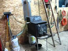 homemade waste oil burner you
