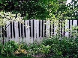 15 Unique Garden Fencing Ideas Wood Picket Fence Panels