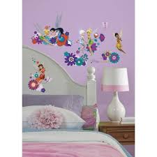 Roommates 5 In X 19 In The Little Mermaid Peel And Stick Giant Wall Decals Rmk2360gm The Home Depot