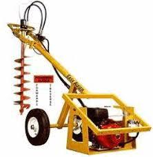 Equipment Rental Leamington One Man Easy Auger Towable Economy Rental Centre