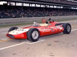 Duane Carter 1967 Indy 500   SPEED SPORT