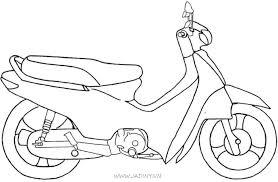 Tranh tô màu phương tiện giao thông đường bộ cho bé - JADINY thời ...