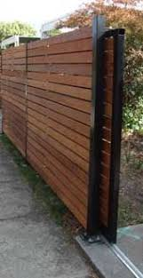Diy Sliding Gate Frame Wood Fence Gates Backyard Privacy Backyard Fences