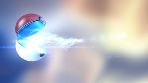 pokemon crystal cgi 3d colorful