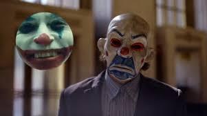 joker makeup a dark knight reference