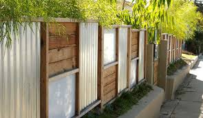 Corrugated Metal Fence The Complete Diy Guide