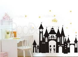 Princess Castle Wall Decal Savvy Sassy Moms
