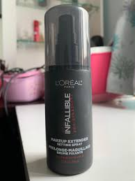 l oreal paris infallible pro spray