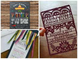 Ideas Para Una Fiesta Mexicana Fiesta Mexicana Invitaciones