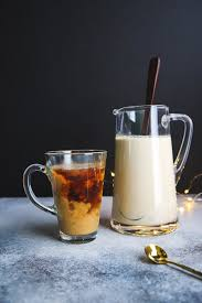 vanilla chai homemade coffee creamer