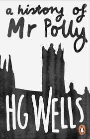 HG WELLS BOOK COVERS- A History Of Mr Polly | Book cover, Books, Cover