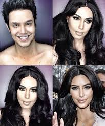celebrity makeup transformations