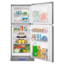 Tủ lạnh AQUA AQR-145BN (SS) - 143 Lít (Bạc)