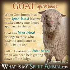 goat symbolism meaning spirit totem power animal