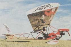 emble low cost ultralight aircraft