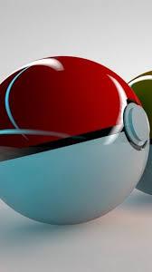 3d pokemon ball wallpaper android