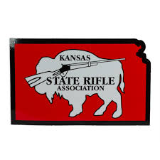 Window Decals Kansas State Rifle Association