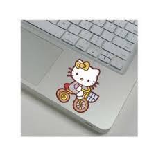 Hello Kitty Macbook Sticker For Laptop Ipad Surface Pro Vinyl Decal B Ebay