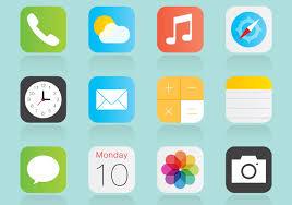 app icons free vector art 147 917