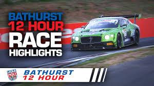 Bathurst 12 Hour 2020 Race Highlights ...