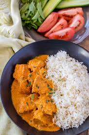 Easy Chicken Tikka Masala - Dinner, then Dessert