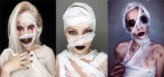 mummy makeup looks ideas