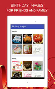 birthday wishes and greeting cards apk for android