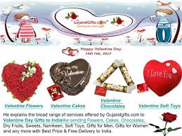 ppt valentine gifts to india