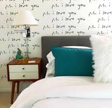Ps I Love You Wall Decal As Seen In Hgtv Magazine Wall Star Graphics
