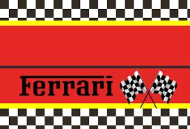 Kit Festa Pronta Formula 1 Gratis Para Baixar Festa Ferrari