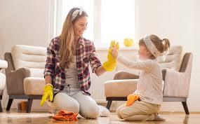 Cómo mantener la casa limpia durante la cuarentena?