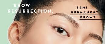 brow resurrection semi permanent eyebrows