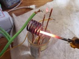 induction heating iii with igbt