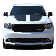 2011 2020 Dodge Durango Hood Stripes Propel Hood Decals Vinyl Graphic Decal Stripe Kit