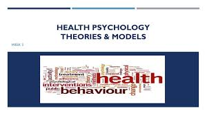 Health psychology theories & models - ppt download