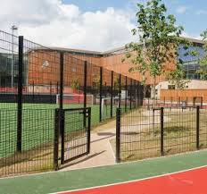 School Fencing Cost Savings Achieved Without Compromising Security Procter Contracts