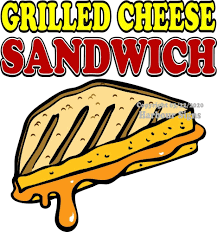 Grilled Cheese Sandwich Decal Choose Your Size Food Truck Concession Sticker Harboursigns In 2020 Grilled Cheese Sandwich Food Truck Grilled Cheese