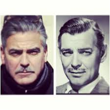 george clooney and clark gable