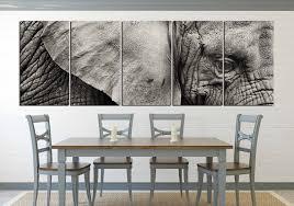 Elephant Wall Art Elephant Canvas Print Elephant Art Kid S Room Wall Art Kids Room Art Nursery Room Art Animal Print Animal Art Print Animal